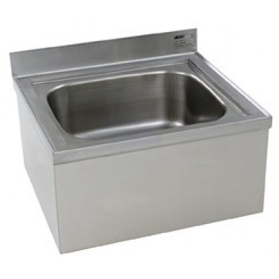 Mop Sink Stainless Steel : Stainless Steel Floor Mounted Mop Sink - Space Saver and Specialty ...
