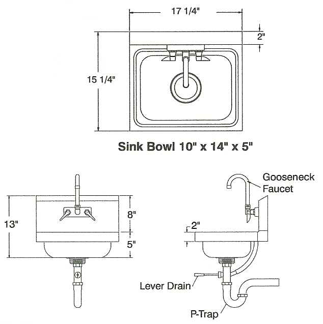 What size p trap for bathroom sink 28 images mold in for Bathroom p trap size