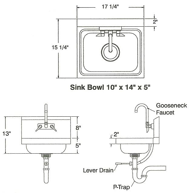 Etonnant Hand Sinks